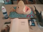 """""""Jaws"""": Based on the book """"Jaws,"""" by Peter Benchley by Georgia Ryan, Carol Ryan, and Jeremy Ryan"""