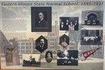 Eastern Illinois State Normal School - 1895 to 1921 by Booth Library