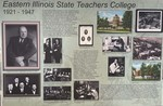 Eastern Illinois State Teachers College - 1921 to 1947 by Booth Library