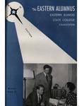 Eastern Alumnus Vol. 4 No. 3 (Winter 1950) by Eastern Illinois University Alumni Association