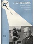 The Eastern Alumnus 1952 N4 by Eastern Illinois University