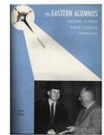 Eastern Alumnus Vol. 9 No. 1 (June 1955) by Eastern Illinois University Alumni Association