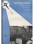Eastern Alumnus Vol. 12 No. 1 (June 1958) by Eastern Illinois University Alumni Association