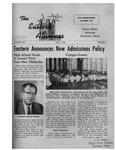 Eastern Alumnus Vol. 13 No. 1 by Eastern Illinois University Alumni Association