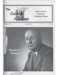 The Eastern Alumnus 1963 N1 by Eastern Illinois University