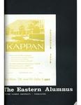 Eastern Alumnus Vol. 20 No. 3 (December 1966) by Eastern Illinois University Alumni Association
