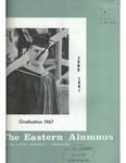 The Eastern Alumnus 1967 N1 by Eastern Illinois University