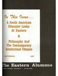The Eastern Alumnus 1967 N2 by Eastern Illinois University