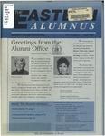 Eastern Alumnus Vol. 45 No. 2 by Eastern Illinois University Alumni Association
