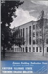 Bulletin 151 - Science Building Dedication Issue by Eastern Illinois University