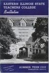Bulletin 173 - Summer Term 1946 by Eastern Illinois University