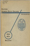 Bulletin 199 - 1952-1953 by Eastern Illinois University