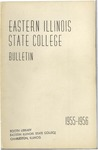 Bulletin 210 - 1955-1956 by Eastern Illinois University