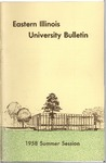 Bulletin 221 - 1958 Summer Session