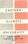 Bulletin 228 - Announcement of Graduate Courses 1959-1960