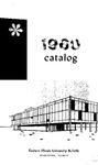 Bulletin 230 - 1960 Catalog by Eastern Illinois University