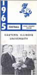 Bulletin 258 - 1965 Fall Sports Brochure