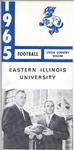 Bulletin 258 - 1965 Fall Sports Brochure by Eastern Illinois University