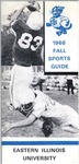Bulletin 264 - 1966 Fall Sports Guide by Eastern Illinois University