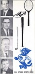 Bulletin 268 - 1967 Spring Sports Guide by Eastern Illinois University