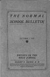 Bulletin 13 - Physics in the High School