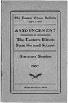 Bulletin 18 - Summer Session 1907