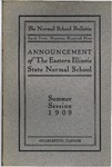 Bulletin 24 - Summer Session 1909