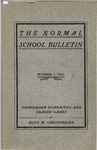 Bulletin 34 - Schoolroom Gymnastics and Graded Games by Alice M. Christiansen