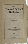 Bulletin 64 - A Catalogue for the Twentieth Year (1918-1919)