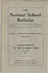 Bulletin 67 - Summer Session 1920