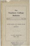 Bulletin 77 - Alumni Register 1900-1921