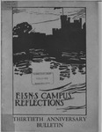 Bulletin 105 - Campus Reflections by Eastern Illinois University