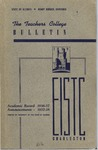 Bulletin 136 - Annual Catalogue 1936-1937 by Eastern Illinois University