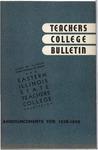 Bulletin 140 - Annual Catalogue 1937-1938