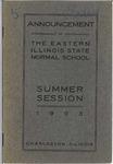Bulletin - Summer Session 1905