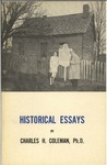 Bulletin - Historical Essays by Charles H. Coleman