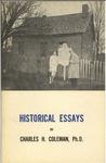 Bulletin - Historical Essays
