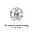 Eastern Illinois University Undergraduate Catalog 2011 - 2012 by Eastern Illinois University