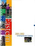 Eastern Illinois University Undergraduate Catalog 2001 - 2002