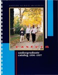 Eastern Illinois University Undergraduate Catalog 1996 - 1997
