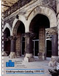 Eastern Illinois University Undergraduate Catalog 1991 - 1992 by Eastern Illinois University