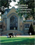 Eastern Illinois University Undergraduate Catalog 1993 - 1994 by Eastern Illinois University