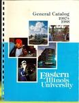 Eastern Illinois University Undergraduate Catalog 1987 & 1988