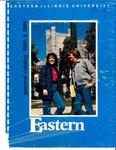 Eastern Illinois University Undergraduate Catalog 1985 & 1986