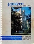 Eastern Illinois University Undergraduate Catalog 1983 & 1984