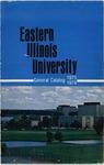 Eastern Illinois University Undergraduate Catalog 1975 & 1976