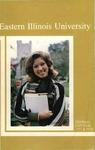 Eastern Illinois University Undergraduate Catalog 1977 & 1978
