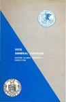 Eastern Illinois University Undergraduate Catalog 1970