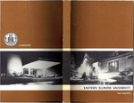 Eastern Illinois University Undergraduate Catalog 1967