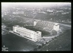 Champaign, IL Memorial Stadium by EIU Historical Administration Class of 1997
